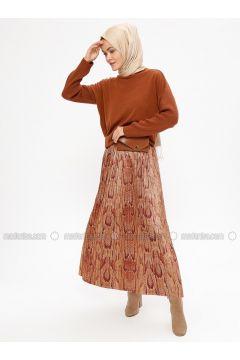 Multi - Multi - Unlined - Skirt - Loreen By Puane(110322513)