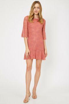 Koton Kadın Dantel Detayli Elbise(117771267)