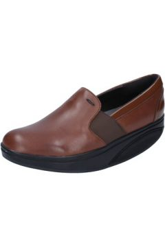 Chaussures Mbt mocassins marron cuir cuir verni dynamic BZ910(115399077)