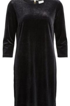 Robe Vila VIMINNY VELVET 3/4 SLEEVE DRESS(115435404)