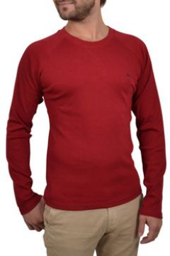 T-shirt Katz Outfitter T-shirt homme Casual Tee rouge - Tee shirt manches longues(115397665)