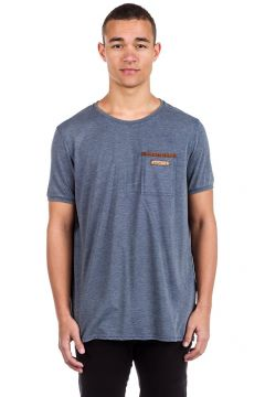 Naketano Suppenkasper T-Shirt blauw(85171391)
