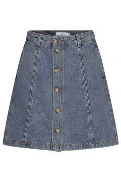 Tilly Denim Knielanges Kleid Blau ARNIE SAYS(114164595)