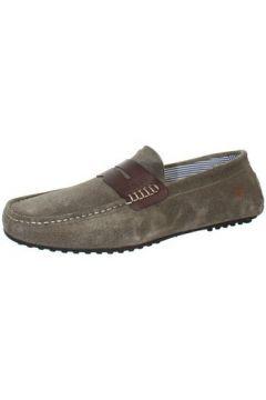 Chaussures Guess Mocassins ref_guess40711-green(128012103)