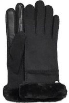 UGG Seamed Tech Gants pour Femmes en Black, taille Grande | Shearling(112238884)