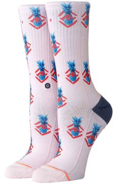 Stance Polka Pineapple Socks paars(116789509)