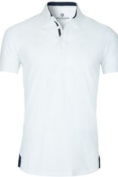 Polo The Weekenders Polo Manches Courtes en coton Blanc The Player(88464649)