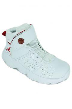 TRENDY Erkek Çocuk Beyaz Basketbol Ayakkabısı 10010018 Cool K-31(118056066)