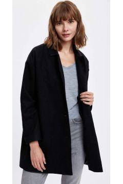 DeFacto Kadın Düğmeli Blazer Ceket(125924066)