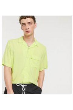 COLLUSION - Camicia a maniche corte verde lime(120273683)