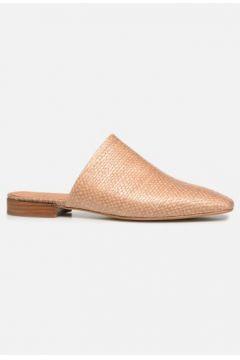 Made by SARENZA - Riviera Couture Mules #2 - Clogs & Pantoletten für Damen / beige(112329219)