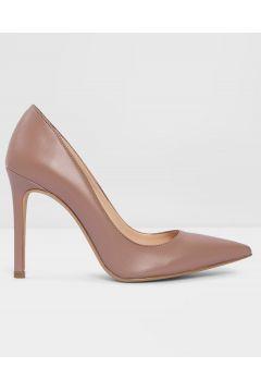 Aldo Koyu Bej Kadın Klasik Topuklu Ayakkabı(120897048)