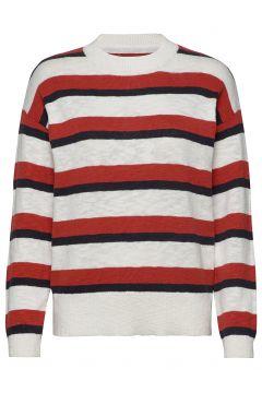 Luca Sweater An Strickpullover Weiß IBEN(114154466)