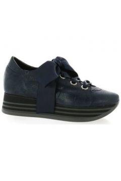 Chaussures Benoite C Baskets cuir python(98530612)
