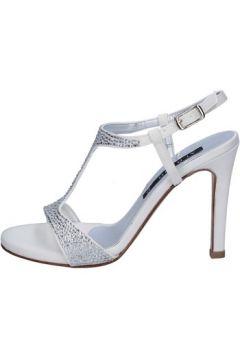 Sandales Albano sandales blanc soie swarovski BT463(115442822)