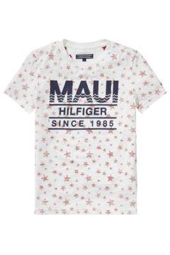 T-shirt enfant Tommy Hilfiger 1984 PRINTED TEE(115624848)