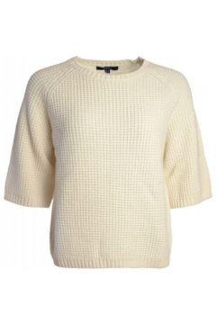 Pull Gant Pull blanc crème Tuck pour femme(115387366)