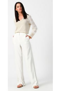 Beymen Studio Beyaz Pantolon(113976587)