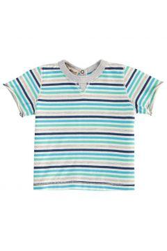 Gestreiftes T-Shirt(113866566)