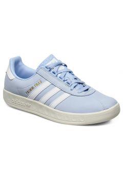 Trimm Trab Samstag Niedrige Sneaker Blau ADIDAS ORIGINALS(107959554)
