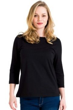 T-shirt Woolovers T-shirt à col bateau et manches 3/4 Femme Jersey(101639685)