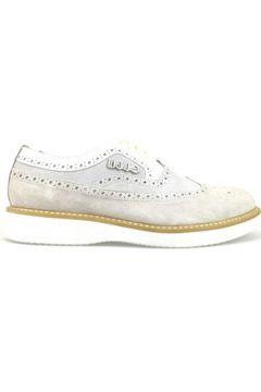 Chaussures Liu Jo élégantes gris daim cuir verni AH374(115393322)