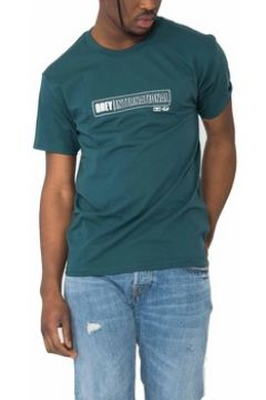 T-shirt Obey VERDE INTL CITIES(115538323)