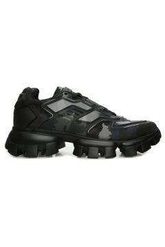 Prada Erkek Cloudbust Thunder Kamuflaj Desenli Sneaker Gri 8 UK(108809846)