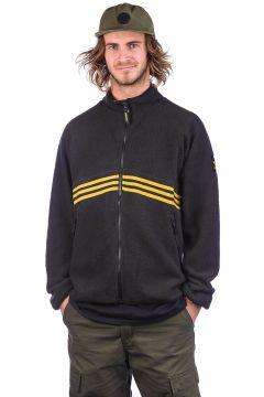 adidas Skateboarding Sherpa Full Zip Jacket zwart(98383480)