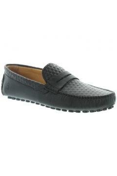 Chaussures Les Mocassins Tropéziens Mocassins les tropéziens ref_lmc46138 Noir(98500807)