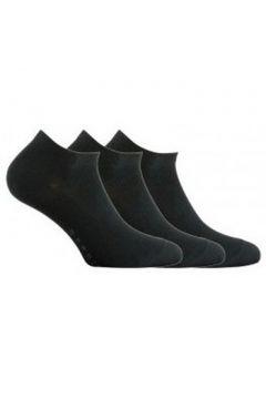 Chaussettes Esprit Lot de 3 paires de chaussettes invisibles en coton(115428653)