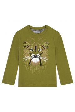T-Shirt Tom Vegan Lion(117378367)