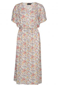 Rebecca Meadow Dress Kleid Knielang Bunt/gemustert LEXINGTON CLOTHING(117615876)