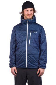 Ortovox Swisswool Piz Bianco Jacket blauw(112307704)