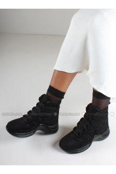 Black - Boot - Boots - İnan Ayakkabı(110336846)