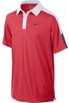 Polo enfant Nike Tennis Rossa 100%(115439102)