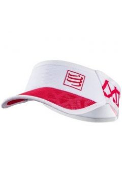 Casquette Compressport SPIDERWEB ULTRALIGHT VISOR rouge(115531032)