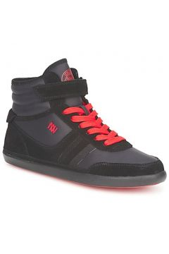 Chaussures Dorotennis MONTANTE STREET LACETS VELCRO(127919558)