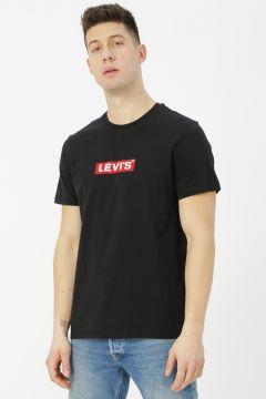 Levis Lacivert Baskılı T-Shirt(114001600)