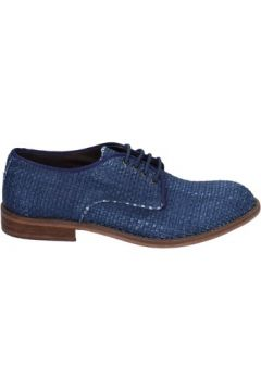 Chaussures Evc élégantes bleu cuir BT959(98485344)