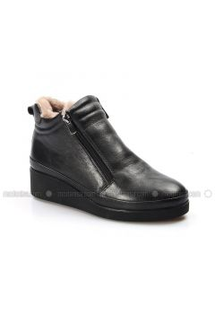 Black - Boot - Boots - Fast Step(110317571)