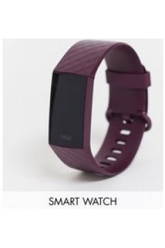 Fitbit - Charge 4 - Orologio smartwatch color palissandro-Viola(122770130)