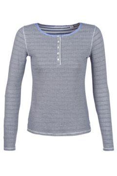 T-shirt Maison Scotch LONG SLEEVES NAVY TOP(115411989)