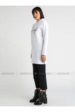 White - Multi - Cotton - Tunic - CAMDEN TOWN(110331962)