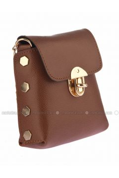 Tan - Shoulder Bags - Housebags(110339786)