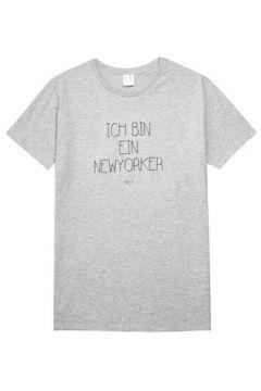 T-shirt Civissum I bin ein NEWYORKER Tee / classic Grey(115483509)