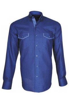 Chemise Emporio Balzani chemise mode tasca new bleu(115424369)