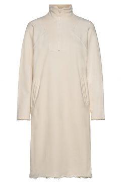 Ren Dress An Kurzes Kleid Weiß IBEN(116951458)