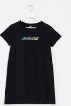 Santa Cruz - Classic Strip - Vestito nero sfumato(120332635)