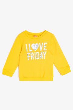 Koton Sarı Sweatshirt(113995059)